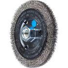 Immagine di PFERD Spazzole a disco, filo non ritorto POS RBU 12512/M14 INOX 0,30