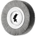 Immagine di PFERD Spazzole a disco, filo non ritorto RBU 25060/50,8 INOX 0,20