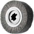 Immagine di PFERD Spazzole a disco, filo non ritorto RBU 25080/50,8 LIT INOX 0,35