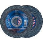 Immagine di PFERD Disco lamellare POLIFAN PFR 115-M Z 40 SGP CURVE STEELOX