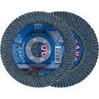 Immagine di PFERD Disco lamellare POLIFAN PFR 115-L Z 40 SGP CURVE STEELOX