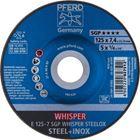 Immagine di PFERD Dischi da sbavo E 125-7 SGP WHISPER STEELOX
