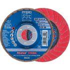 Immagine di PFERD Disco lamellare POLIFAN PFC 115 CO-FREEZE 36 SGP STRONG INOX