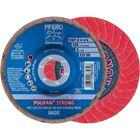 Immagine di PFERD Disco lamellare POLIFAN PFC 125 CO-FREEZE 50 SGP STRONG INOX