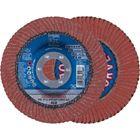 Immagine di PFERD Disco lamellare POLIFAN PFR 115-L A 40 SGP CURVE ALU