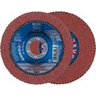 Immagine di PFERD Disco lamellare POLIFAN PFR 125-L A 40 SGP CURVE ALU