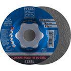 Immagine di PFERD disco da sbavo CC-GRIND CC-GRIND-SOLID 115 SG STEEL