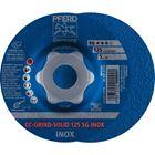 Immagine di PFERD Dischi da sbavo CC-GRIND-SOLID CC-GRIND-SOLID 125 SG INOX