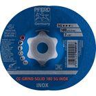 Immagine di PFERD Dischi da sbavo CC-GRIND-SOLID CC-GRIND-SOLID 180 SG INOX
