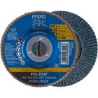 Immagine di PFERD Disco lamellare POLIFAN PFC 115 Z 120 PSF STEELOX
