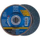 Immagine di PFERD Disco lamellare POLIFAN PFC 125 Z 120 PSF STEELOX