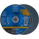 Immagine di PFERD Disco lamellare POLIFAN PFC 180 Z 120 PSF STEELOX