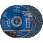 Immagine di PFERD Disco lamellare POLIFAN PFC 115 Z 120 SG POWER STEELOX