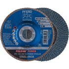 Immagine di PFERD Disco lamellare POLIFAN PFC 125 Z 80 SG POWER STEELOX