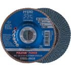 Immagine di PFERD Disco lamellare POLIFAN PFC 125 Z 120 SG POWER STEELOX