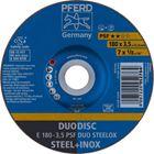 Immagine di PFERD Dischi da sbavo E 180-3,5 PSF DUO STEELOX