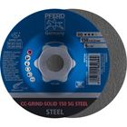 Immagine di PFERD disco da sbavo CC-GRIND CC-GRIND-SOLID 150 SG STEEL