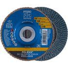 Immagine di PFERD Disco lamellare POLIFAN PFC 100 Z 40 PSF STEELOX/16,0