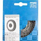 Immagine di PFERD Spazzole a disco, filo non ritorto POS RBU 10028/14,0 ST 0,30