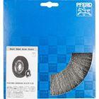 Immagine di PFERD Spazzole a disco, filo non ritorto POS RBU 20025/AK32-2 ST 0,20
