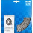Immagine di PFERD Spazzole a disco, filo non ritorto POS RBU 20025/AK32-2 ST 0,30