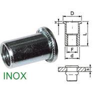 Immagine per la categoria INSERTI FILETTATI IN ACCIAIO INOX