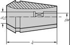 Immagine di Pinze di serraggio per maschiatura ER DIN 6499 - C340
