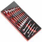 Immagine di Modulo in spugna da 13 chiavi combinate in pollici